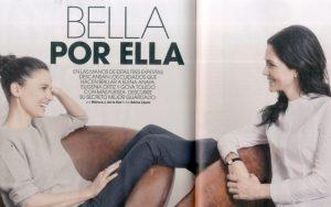 Bella por ELLA. Marie Claire abril 2015