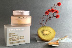 ¿Cómo se utiliza la Crema de Arroz, Malva y Vid Roja?