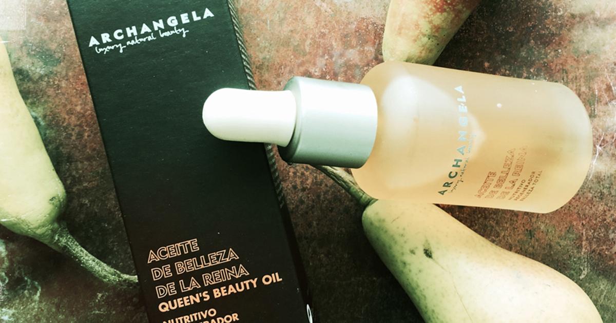 Aceite de la Reina: cosmética para vagos