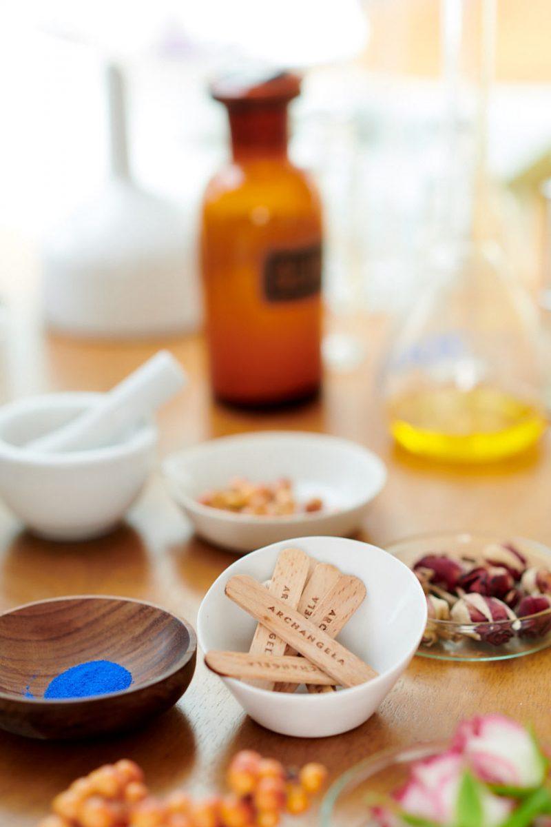 Cómo actua la aromaterapia en tu piel